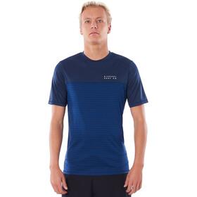 Rip Curl Constructor SS Shirt Men, azul